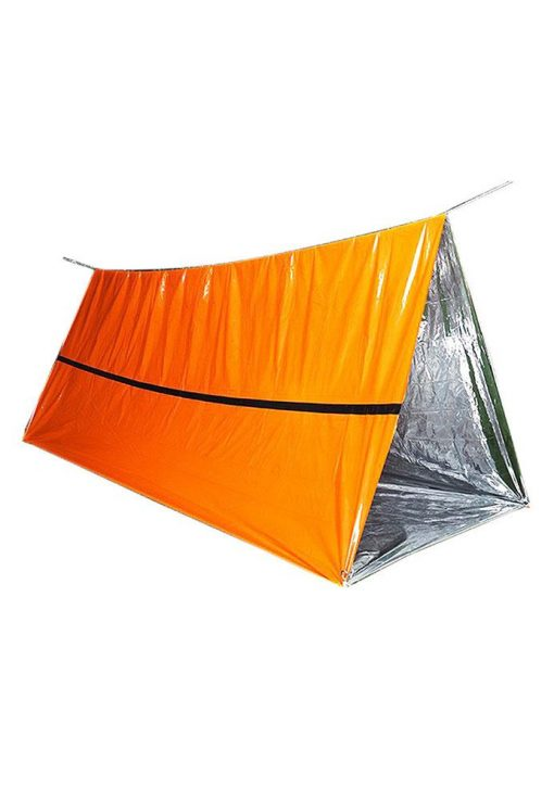 Life Tent Emergency Survival Shelter - 2 Person Emergency Shelter, Tube Tent for Camping - Stitch & Simon