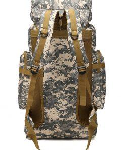 Stitch & Simon Camouflage Military Style Rucksack - Stitch & Simon