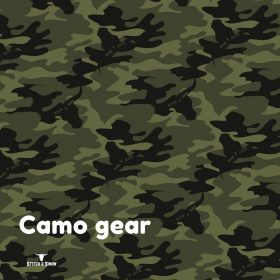 Exclusive Camouflage from Stitch & Simon