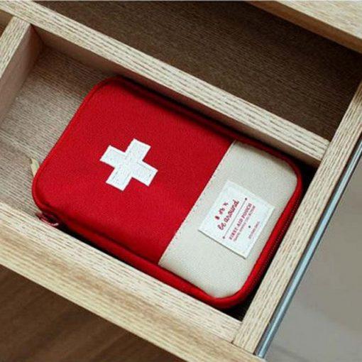 Medical Bag Emergency Survival Drug storage Kit - Stitch & Simon