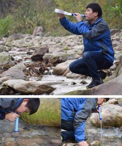 Supervivencia Outdoor Water Purifier Camping - Stitch & Simon