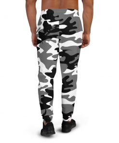 Camo Joggers in Snow Camouflage