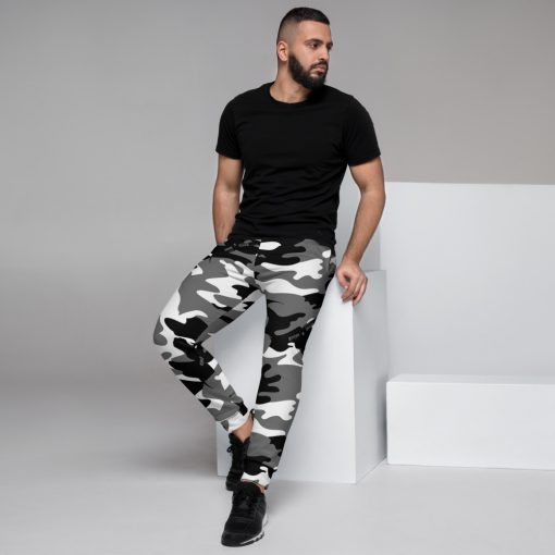 best camouflage joggers for Men's