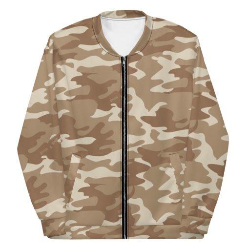 Desert Camouflage Jacket