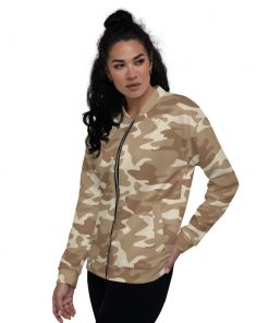 Camo Jacket Desert Camouflage Jacket