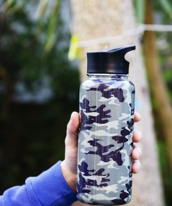 Stainless Steel Water Bottle Camouflage