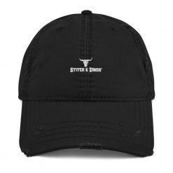 Black Dads Hat