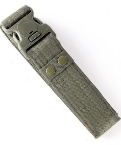 Military Belt Training Tactical Heavy Duty US Soldier Mens Camouflage - Stitch & Simon