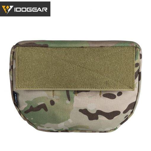 Camo Tactical Armor Carrier Drop Pouch Waist Bag Army Military Style - Stitch & Simon