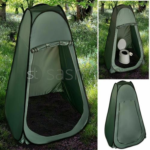 PORTABLE POP UP TENT OUTDOOR CAMPING TOILET SHOWER INSTANT CHANGING - Stitch & Simon