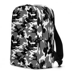camouflauge backpack