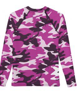 Magenta Camouflage