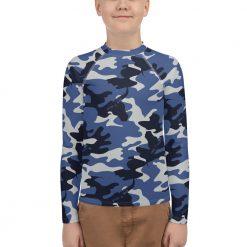 Boys Long Sleeve Rash Vest