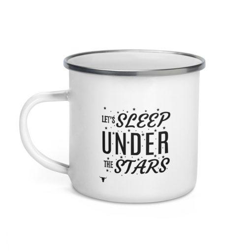 Camping mug by Stitch & Simon