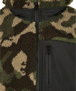 sherpa jacket woodland urban classics norviner store.jpg