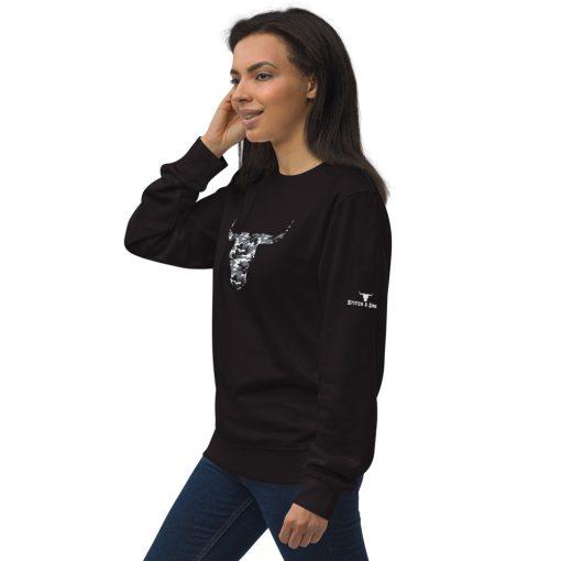 Black Organic Sweatshirt